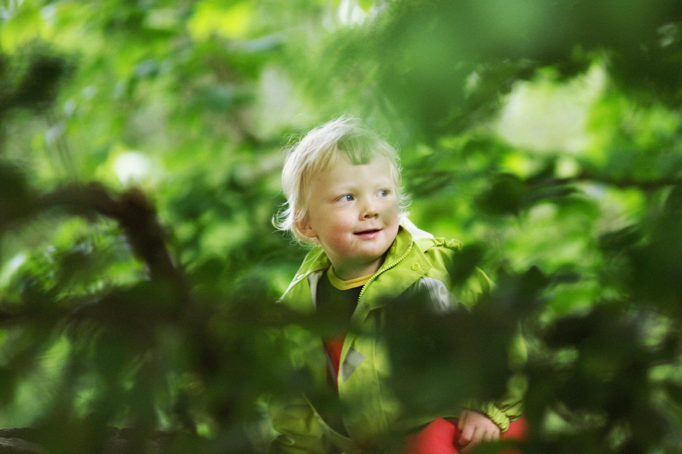 Bild ur filmen Barndom av Margreth Olin. (Folkets Bio)