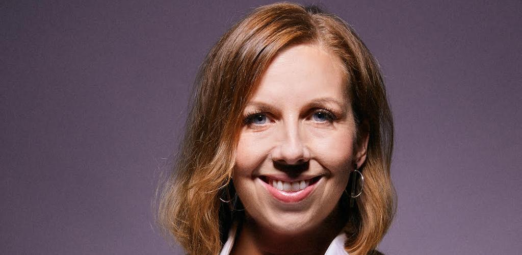 Maria Soxbo, journalist och en av medgrundarna till Klimatklubben.